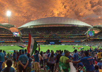 India vs Pakistan at Adelaide Oval