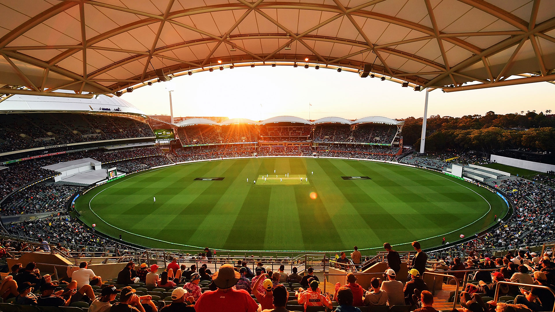 Adelaide Oval Day-Night Test Match