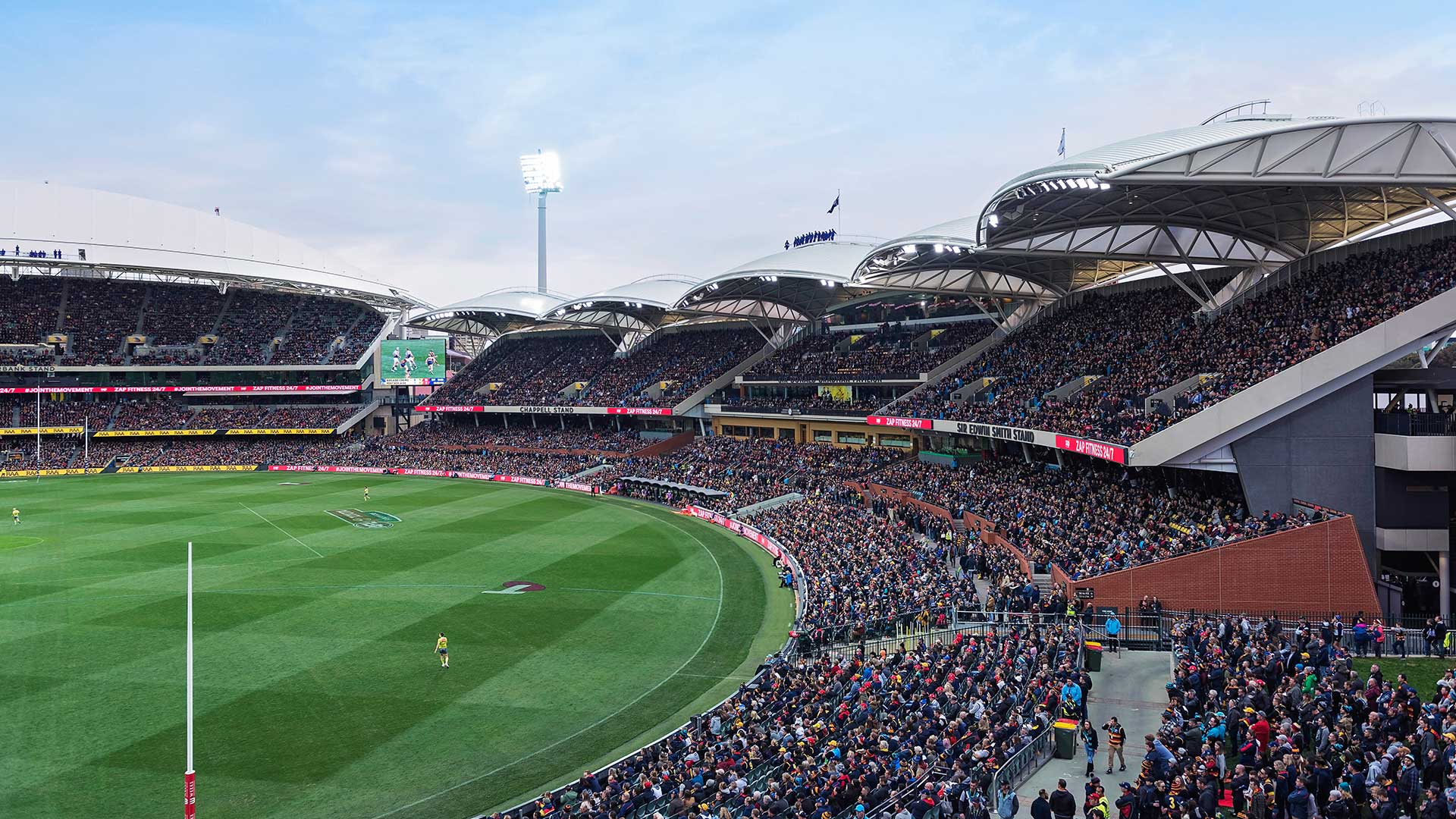 Adelaide Oval Football Membership - Photo from 2018 Season
