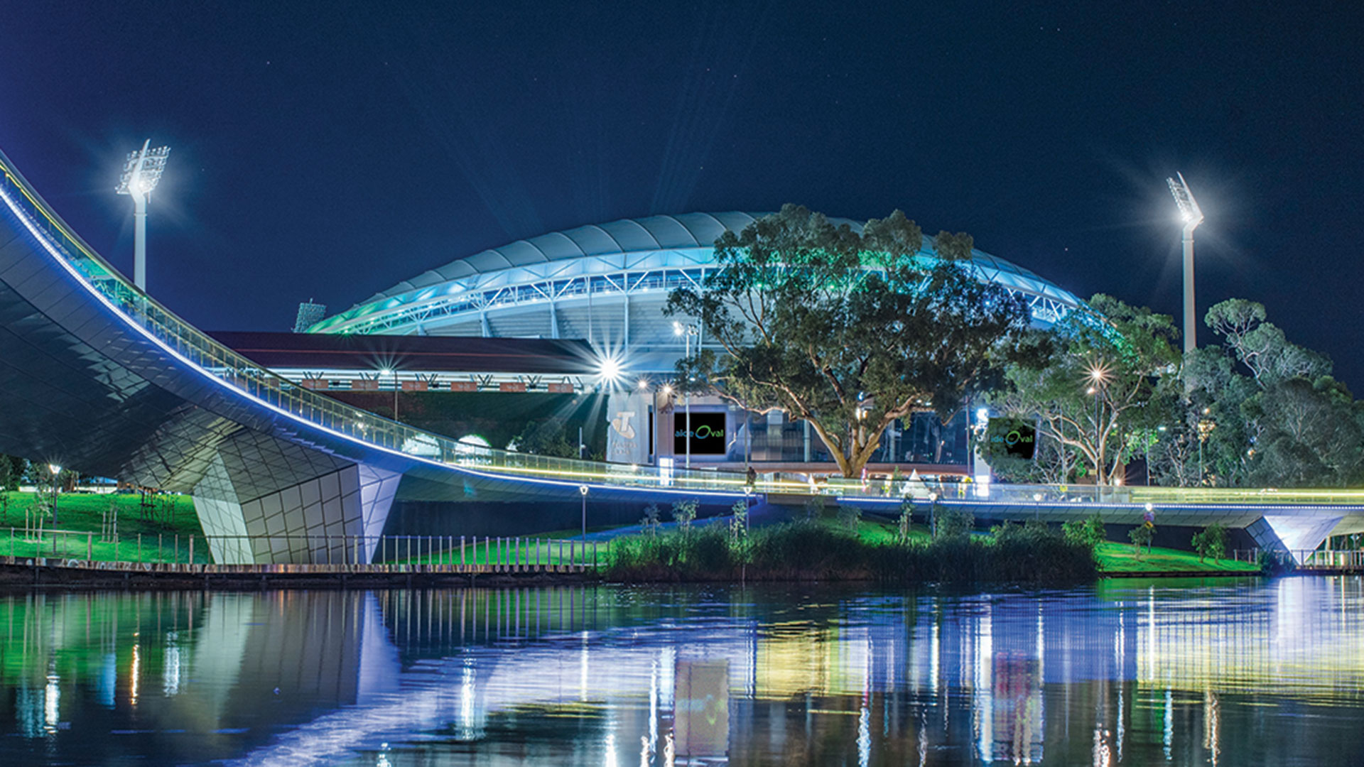 Adelaide Oval Awarded for Best Meeting Venue in Australia