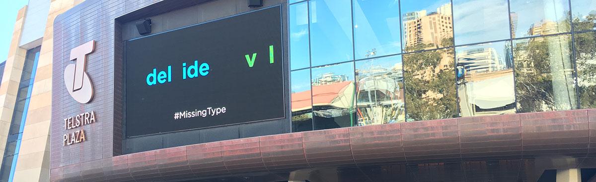 missing type