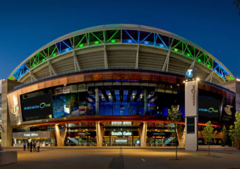 Telstra Plaza at Adelaide Oval