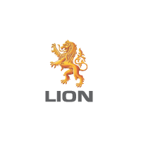 Lion Logo Colour