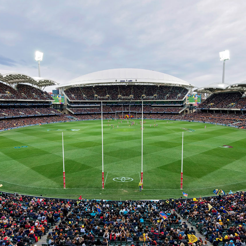 Adelaide Oval Football Tours