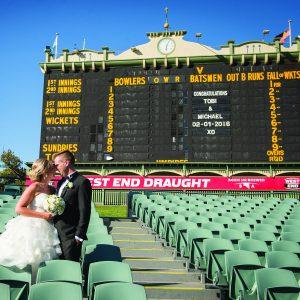 Scoreboard Message