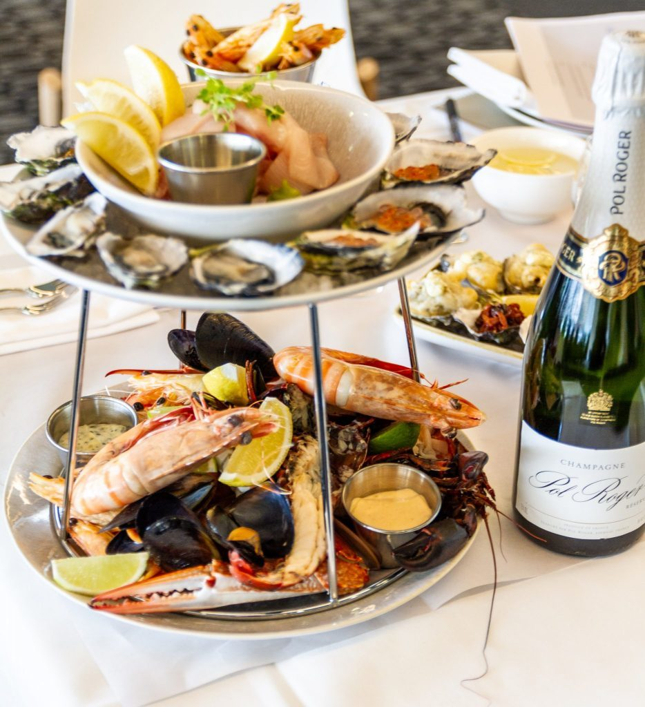 (A)Lure Champagne & Seafood Bar