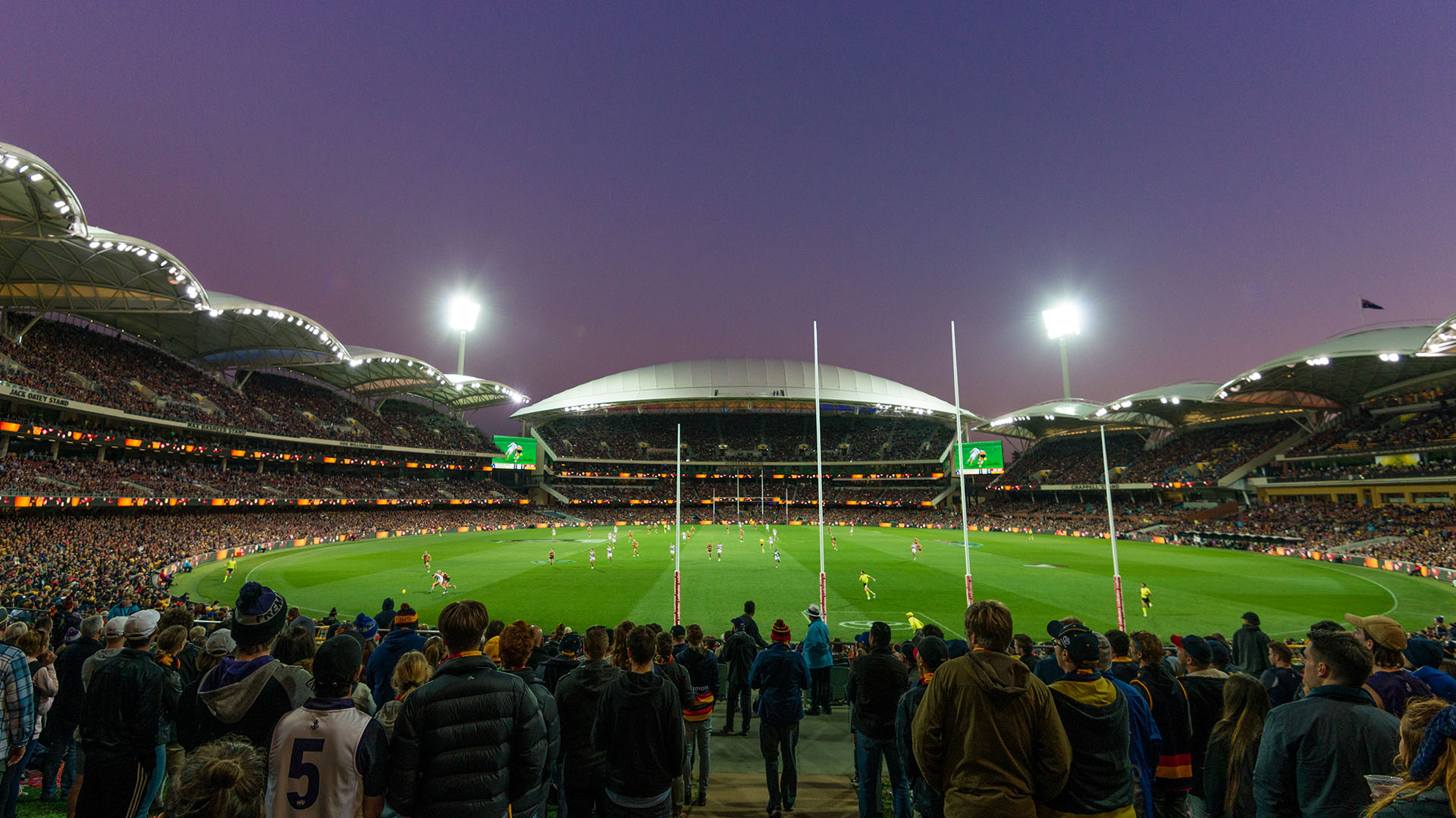 Adelaide Oval set to welcome 10 MILLIONTH patron