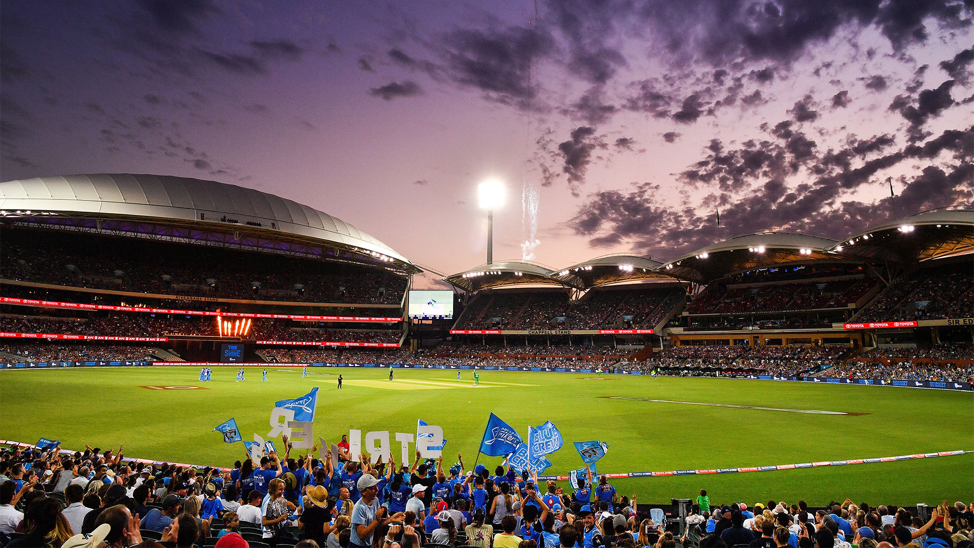 Strikers welcome return of prime time home fixtures for BBL|10