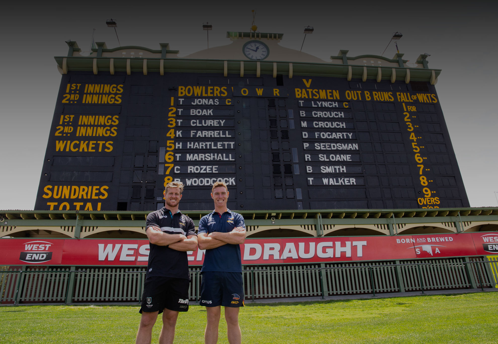 Adelaide and Port Adelaide announce squads for Bushfire T20 Showdown