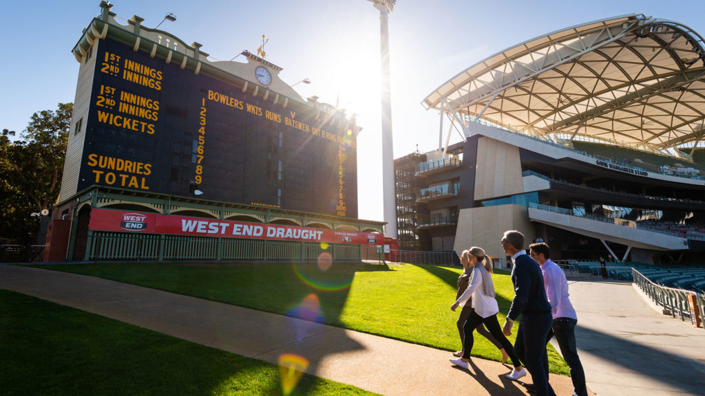 Adelaide Oval Tours