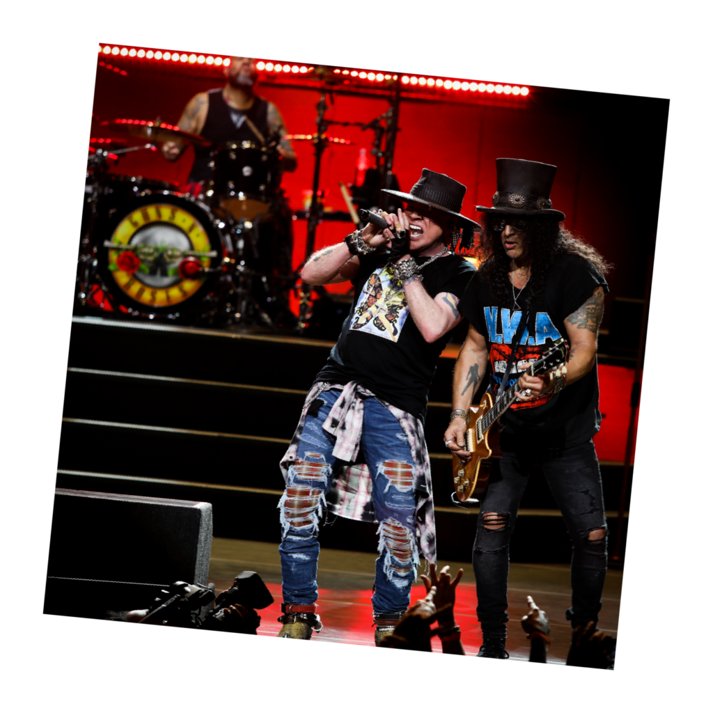 Guns N' Roses Tile