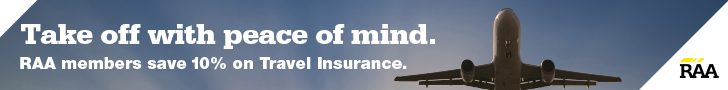 RAA Travel Insurance Ad