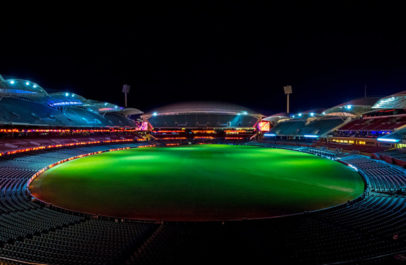 Adelaide Oval lighting