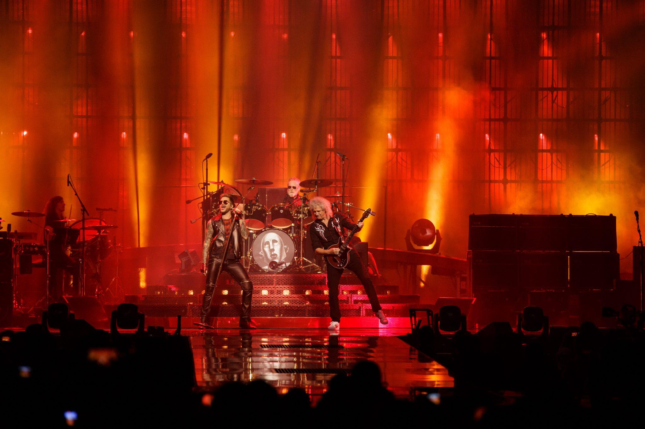 Queen + Adam Lambert The Rhapsody Tour | Adelaide Oval