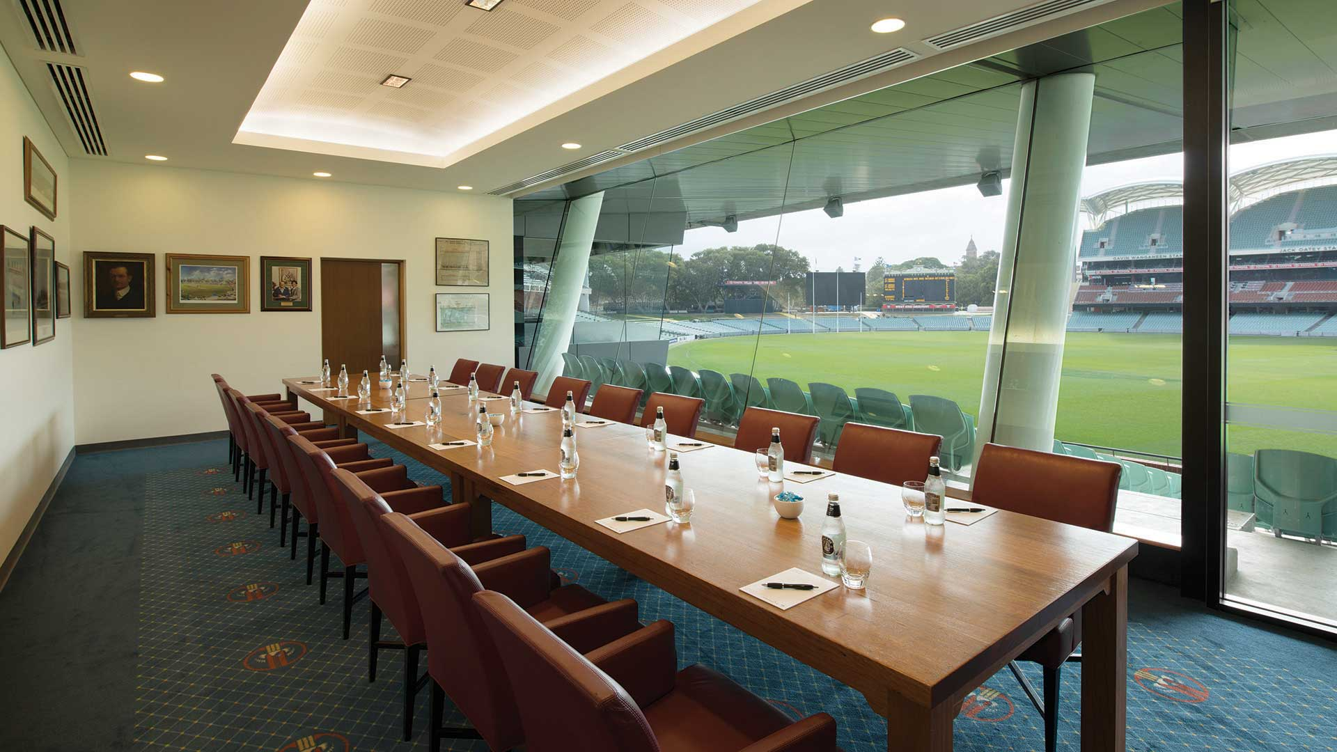 Saca President S Room Adelaide Oval